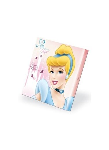Disney Sindrella Kanvas Tablo 40X40 Cm Renkli